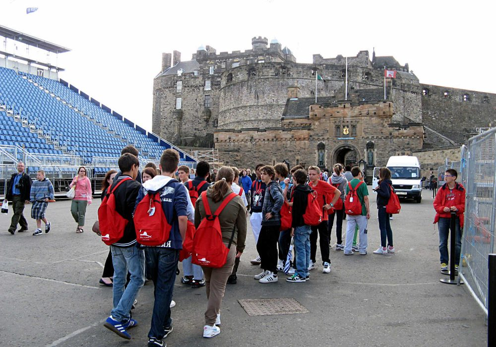 0477-Edinburgh The Castle